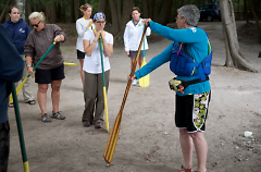 Michigan's Academy of Natural Resources is an annual development course designed to enrich outdoor education in classrooms.