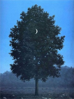 Sixteenth of September by Rene Magritte