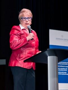 Diana Sieger, President of Grand Rapids Community Foundation