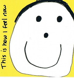 """The """"This is How I Feel Now"""" art project was created by a participant in the I Feel Better Now program."""