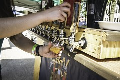 Twelve home brews will be on tap at the Industry Picnic on August 12th