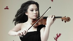 Sarah Chang, who was St. Cecilia Music Center's Great Artist in 2011, last appeared with the Grand Rapids Symphony in 2005.