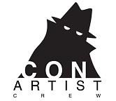 Con Artist Crew Logo.
