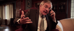"""Mayor George Heartwell in """"The List"""""""