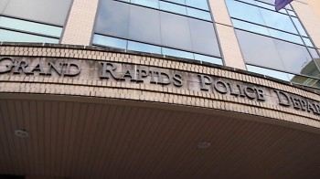 Grand Rapids Police Department Chief Eric Payne urges residents not to call 911 about social distancing violations.