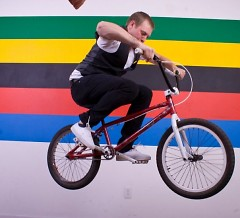 Daniel Koert the owner of Commute Bicycle shop