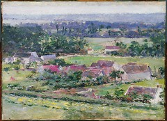 Theodore Robinson, Giverny c.1889, The Phillips Collection
