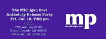 The Michigan Poet Anthology Party at GLCL 1/15/16